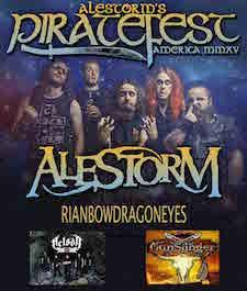 Alestorm's Piratefest America