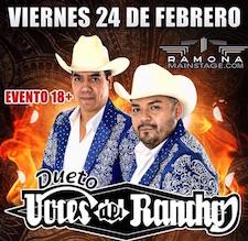 Dueto Voces Del Ranch