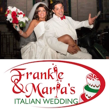 Frankie & Maria's Italian Wedding