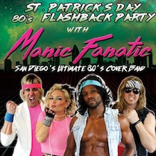 Manic Fanatic - St. Patrick's Day 80s Flashback