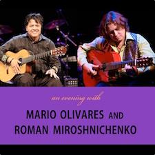 Mario Olivares And Romance Miroshnichenko